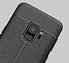 Dafoni Liquid Shield Premium Samsung Galaxy S9 Siyah Silikon Kılıf - Resim 5