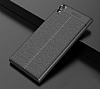 Dafoni Liquid Shield Premium Sony Xperia XA1 Ultra Siyah Silikon Kılıf - Resim 8
