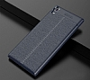 Dafoni Liquid Shield Premium Sony Xperia XA1 Ultra Lacivert Silikon Kılıf - Resim 8