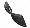Dafoni Liquid Shield Premium Sony Xperia XZ2 Siyah Silikon Kılıf - Resim 2