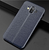 Dafoni Liquid Shield Premium Samsung Galaxy J7 Duo Lacivert Silikon Kılıf - Resim 3