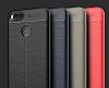 Dafoni Liquid Shield Premium Xiaomi Mi 5X Kırmızı Silikon Kılıf - Resim 12