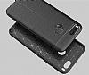 Dafoni Liquid Shield Premium Xiaomi Mi 5X / Mi A1 Siyah Silikon Kılıf - Resim 1