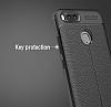 Dafoni Liquid Shield Premium Xiaomi Mi 5X Kırmızı Silikon Kılıf - Resim 4