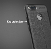 Dafoni Liquid Shield Premium Xiaomi Mi 5X / Mi A1 Siyah Silikon Kılıf - Resim 4