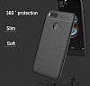 Dafoni Liquid Shield Premium Xiaomi Mi 5X Kırmızı Silikon Kılıf - Resim 6