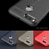 Dafoni Liquid Shield Premium Xiaomi Mi 5X Kırmızı Silikon Kılıf - Resim 13