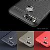 Dafoni Liquid Shield Premium Xiaomi Mi 5X / Mi A1 Siyah Silikon Kılıf - Resim 13