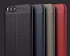 Dafoni Liquid Shield Premium Xiaomi Mi 6 Siyah Silikon Kılıf - Resim 12