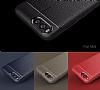 Dafoni Liquid Shield Premium Xiaomi Mi 6 Siyah Silikon Kılıf - Resim 11