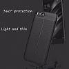Dafoni Liquid Shield Premium Xiaomi Mi 6 Siyah Silikon Kılıf - Resim 6