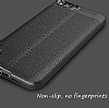 Dafoni Liquid Shield Premium Xiaomi Mi 6 Siyah Silikon Kılıf - Resim 1
