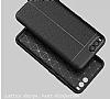 Dafoni Liquid Shield Premium Xiaomi Mi 6 Siyah Silikon Kılıf - Resim 3