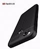 Dafoni Liquid Shield Premium Xiaomi Redmi 4X Kırmızı Silikon Kılıf - Resim 2