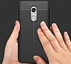 Dafoni Liquid Shield Premium Xiaomi Redmi Note 4 / Redmi Note 4x Siyah Silikon Kılıf - Resim 8