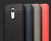 Dafoni Liquid Shield Premium Xiaomi Redmi Note 4 / Redmi Note 4x Gri Silikon Kılıf - Resim 10
