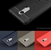 Dafoni Liquid Shield Premium Xiaomi Redmi Note 4 / Redmi Note 4x Gri Silikon Kılıf - Resim 9
