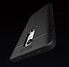 Dafoni Liquid Shield Premium Xiaomi Redmi Note 4 / Redmi Note 4x Siyah Silikon Kılıf - Resim 5