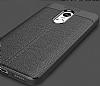 Dafoni Liquid Shield Premium Xiaomi Redmi Note 4 / Redmi Note 4x Gri Silikon Kılıf - Resim 3