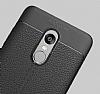 Dafoni Liquid Shield Premium Xiaomi Redmi Note 4 / Redmi Note 4x Siyah Silikon Kılıf - Resim 1