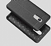 Dafoni Liquid Shield Premium Xiaomi Redmi Note 4 / Redmi Note 4x Gri Silikon Kılıf - Resim 2