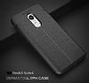 Dafoni Liquid Shield Premium Xiaomi Redmi Note 4 / Redmi Note 4x Siyah Silikon Kılıf - Resim 4