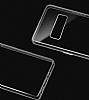 Dafoni Membrane Samsung Galaxy Note 8 Ultra İnce Şeffaf Silikon Kılıf - Resim 2