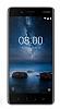 Dafoni Nokia 8 Slim Triple Shield Ekran Koruyucu - Resim 1
