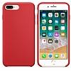 Dafoni Orjinal Series iPhone 7 Plus / 8 Plus Kırmızı Silikon Kılıf - Resim 2