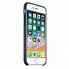 Dafoni Orjinal Series iPhone 7 / 8 Lacivert Silikon Kılıf - Resim 2