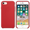 Dafoni Orjinal Series iPhone 7 / 8 Kırmızı Silikon Kılıf - Resim 1
