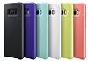 Dafoni Orjinal Series Samsung Galaxy Note 8 Mor Silikon Kılıf - Resim 2