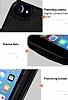 Dafoni PowerWuw iPhone 7 2800 mAh Siyah Bataryalı Kılıf - Resim 3