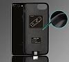 Dafoni PowerWuw iPhone 7 2800 mAh Siyah Bataryalı Kılıf - Resim 4