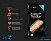 Dafoni Samsung Galaxy A8 Plus 2018 Curve Nano Glass Premium Cam Siyah Ekran Koruyucu - Resim 5