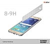 Dafoni Samsung Galaxy J5 Tempered Glass Premium Cam Ekran Koruyucu - Resim 1