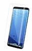 Dafoni Samsung Galaxy Note 8 Curve Tempered Glass Premium Full Şeffaf Cam Ekran Koruyucu - Resim 6
