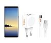 Dafoni Samsung Galaxy Note 8 DAF-002 USB Type-C Hızlı Şarj Aleti
