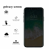 Dafoni Samsung Galaxy Note 8 Privacy Tempered Glass Premium Cam Ekran Koruyucu - Resim: 5