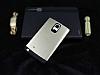 Dafoni Samsung Galaxy Note Edge Slim Power Ultra Koruma Gold Kılıf - Resim 1
