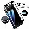 Dafoni Samsung Galaxy S8 Curve Darbe Emici Siyah Ön+Arka Ekran Koruyucu Film - Resim 6