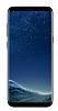 Dafoni Samsung Galaxy S8 Ön + Arka Curve Tempered Glass Premium Siyah Cam Ekran Koruyucu - Resim 7