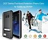 Dafoni Samsung Galaxy S8 Profesyonel Su Geçirmez Kılıf - Resim 5