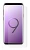 Dafoni Samsung Galaxy S9 Plus Curve Darbe Emici Şeffaf Ön+Arka Ekran Koruyucu Film - Resim 6