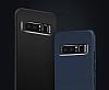 Dafoni Shade Huawei P9 Lite Kamera Korumalı Siyah Rubber Kılıf - Resim 3