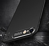 Dafoni Shade iPhone 7 / 8 Kamera Korumalı Siyah Rubber Kılıf - Resim 3