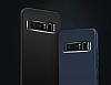 Dafoni Shade Samsung Galaxy Note 8 Kamera Korumalı Kırmızı Rubber Kılıf - Resim 2