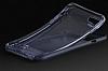 Dafoni Slim Frost iPhone 7 Plus Ultra Koruma Gri Kılıf - Resim 5