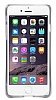 Dafoni Slim Frost iPhone 7 Ultra Koruma Gri Kılıf - Resim 4