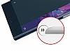 Dafoni Sony Xperia X Compact Curve Tempered Glass Premium Siyah Full Cam Ekran Koruyucu - Resim 7